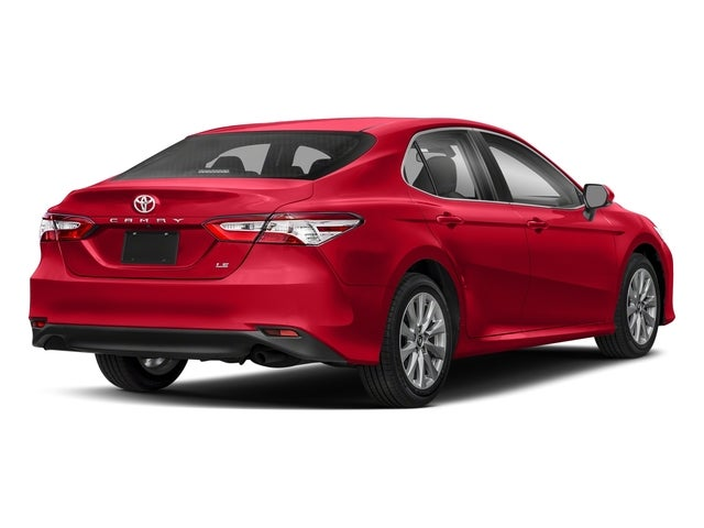 2018 Toyota Camry Le Toyota Dealer In Wv New And Used