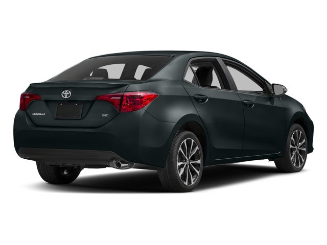 2018 Toyota Corolla Se Toyota Dealer In Wv New And