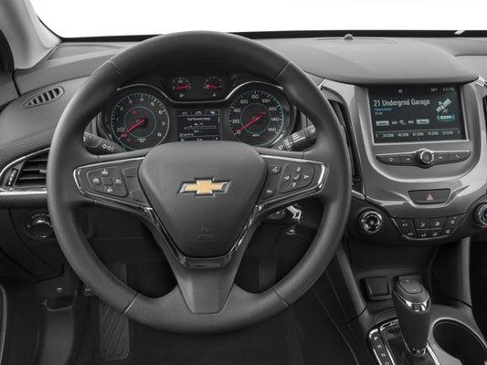 2017 Chevrolet Cruze 4dr Sdn 1 4l Lt W 1sd In Triadelphia Wv