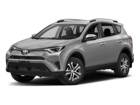 2017 Toyota Rav4 Le Awd In Triadelphia Wv Jim Robinson