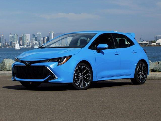 Lexus Dealer Daily >> 2019 Toyota Corolla Hatchback SE - Toyota dealer in WV – New and Used Toyota dealership serving ...