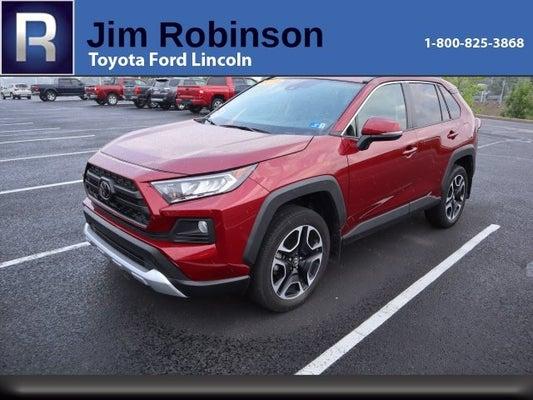 Jim Robinson Toyota >> 2019 Toyota Rav4 Adventure Toyota Dealer In Wv New And Used